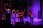 Bühnenshow INKA-Tanz