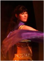 Evelyn Müller *naahid* INKA Orientalischer Tanz e.V.